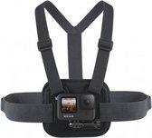 GoPro Chest Mount Harness - Zwart