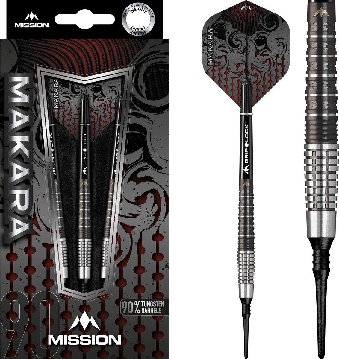 Mission Makara M2 90% Soft Tip - 20 Gram