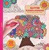 Afbeelding van het spelletje Glitter kleurplatenboek - Forest