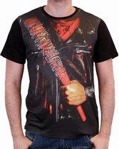 The Walking Dead - Negan Costume Men T-Shirt - Black - L