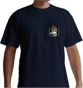 LAPINS CRETINS - T-shirt Euro Navy (XL)