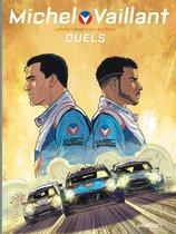Michel vaillant seizoen 2 Hc09. duels