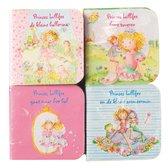 Boek cover Prinses Lillifee Trakteerboekjes 4 x 4 van Onbekend