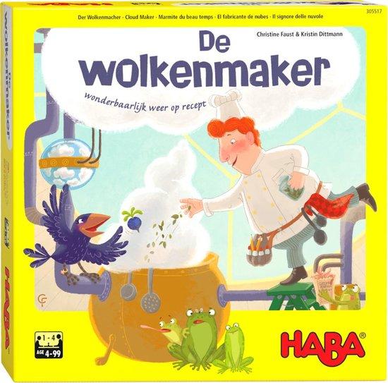 Spel - De wolkenmaker