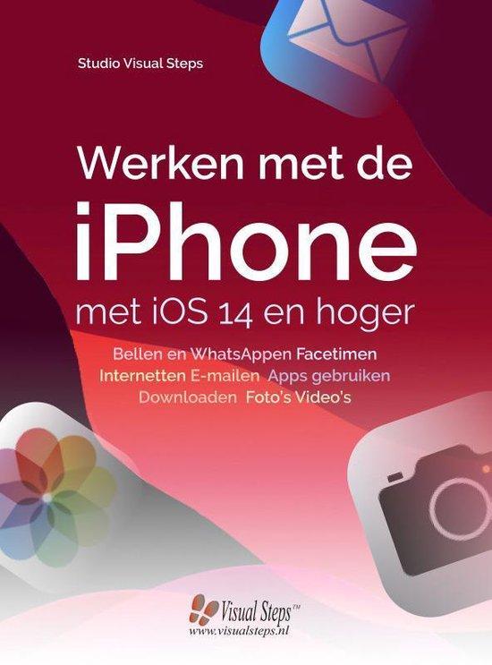 Afbeelding van Werken met de iPhone met iOS14 en hoger