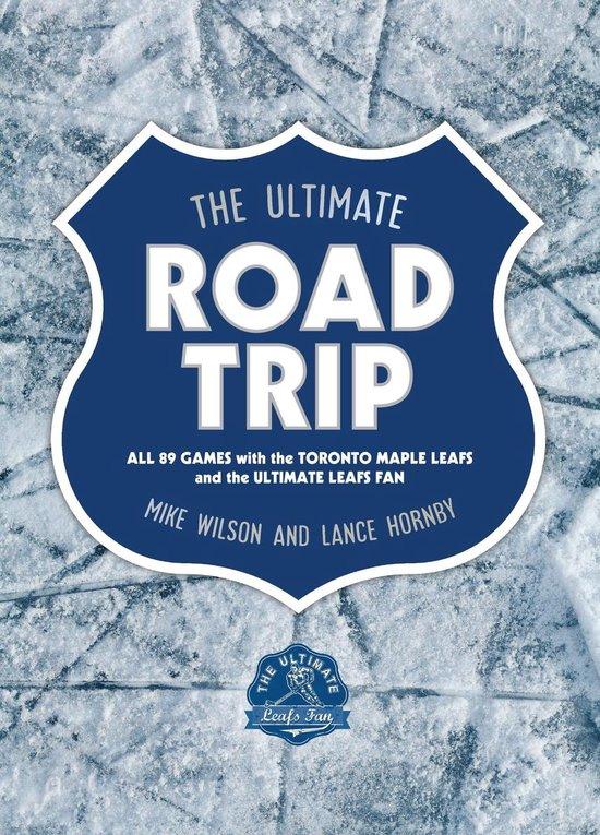 Boek cover The Ultimate Road Trip van Mike Wilson (Onbekend)