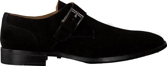 Mazzeltov Heren Nette schoenen 4143 - Zwart - Maat 45