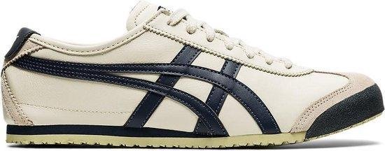 Onitsuka Tiger Mexico 66 Unisex Sneakers - Birch/India Ink/Latte - Maat 45
