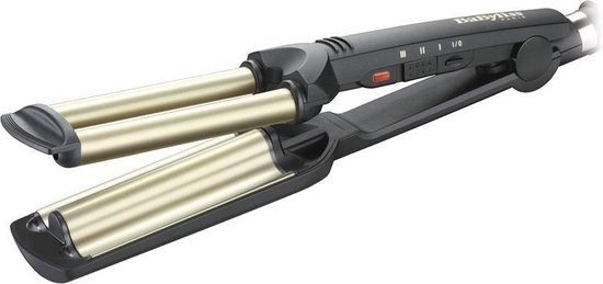 BaByliss ® Easy Waves C260E - Krultang