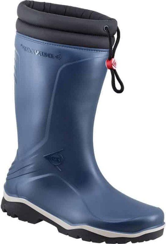 Dunlop K486061 Blizzard Gevoerde Winterlaars PVC groen 36
