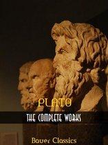 Boek cover The Complete Works of Plato van Plato