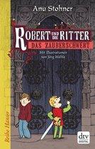 Omslag Robert und die Ritter 1, Das Zauberschwert