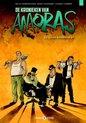 De kronieken van Amoras 1 -  De zaak Krimson 1