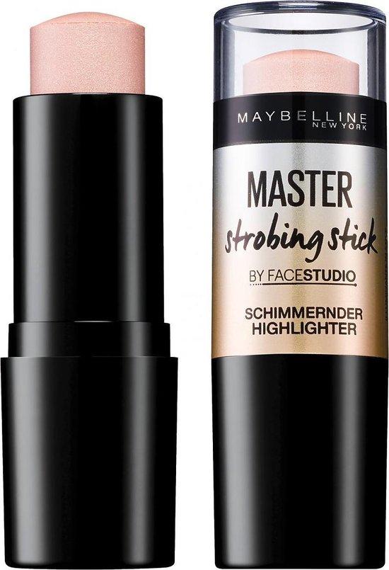 Maybelline Master Strobing Stick - 200 Medium Nude Glow - Highlighter