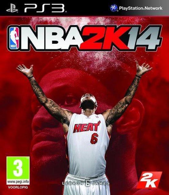 Cedemo NBA 2K14 Basis Duits, Engels, Spaans, Frans, Italiaans, Japans PlayStation 3