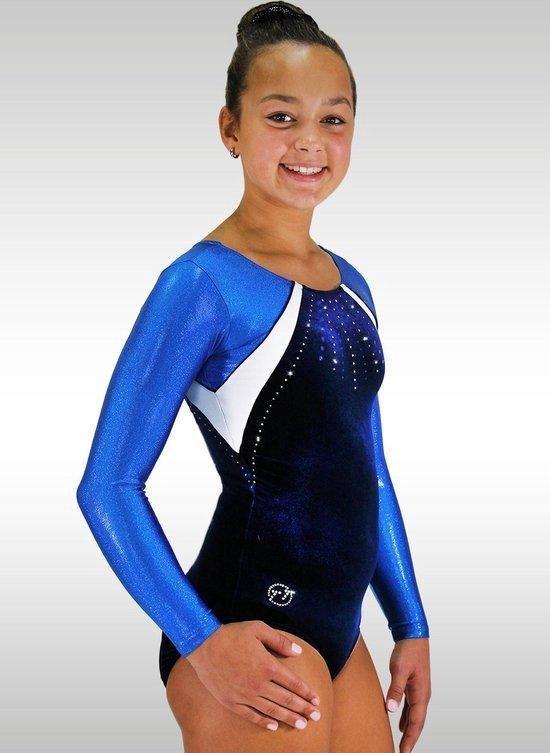 TT-Gymnastics Gymnastiek Turnen Turnpakje K719 -152
