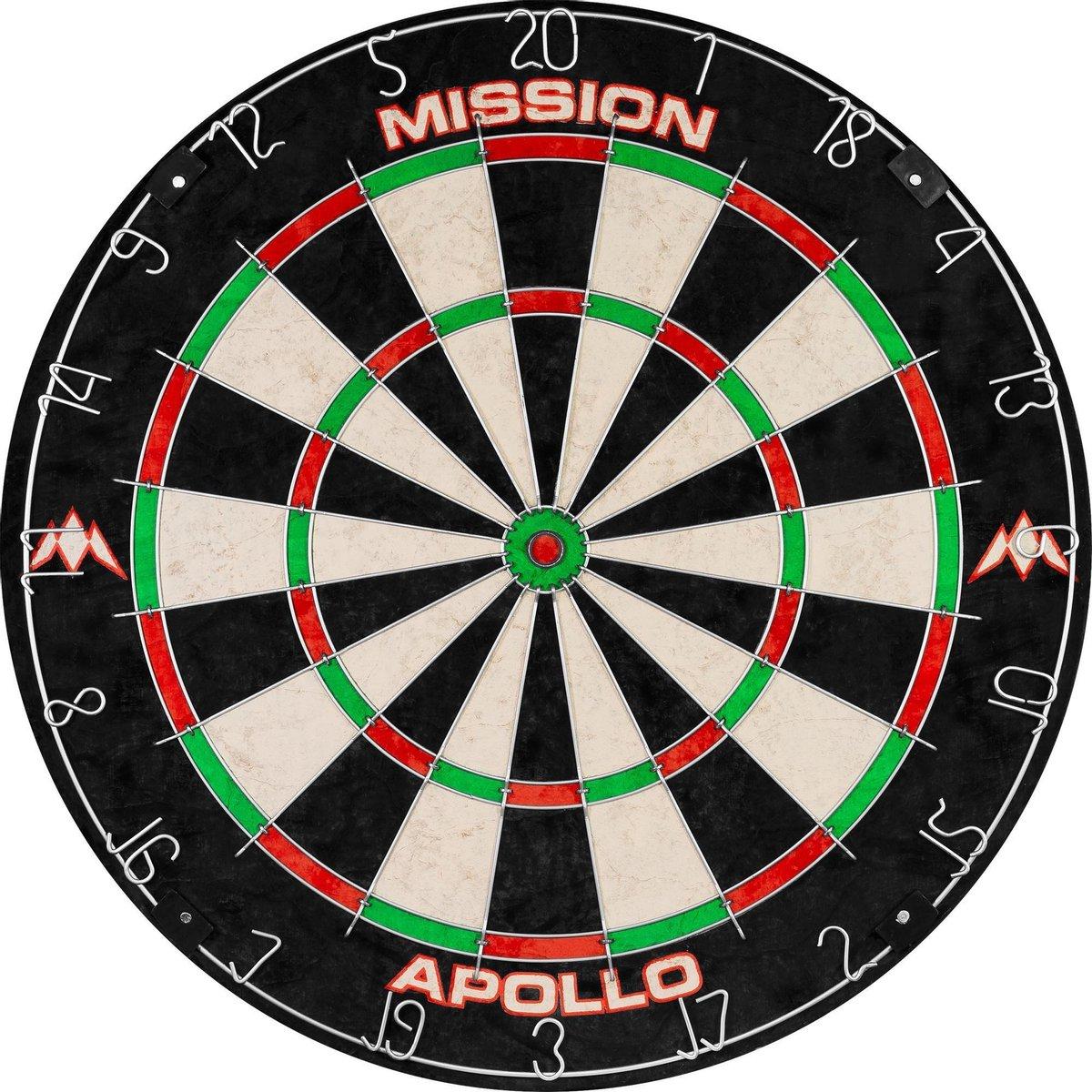 Mission Darts Centre Double Tops