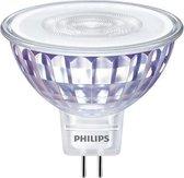 Philips Noah Led-lamp - GU5.3 - 2700K Warm wit licht - 6.0 Watt - Niet dimbaar