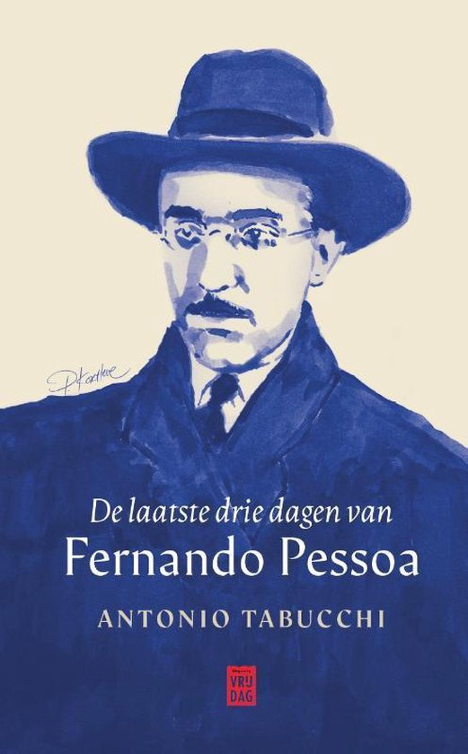 De laatste drie dagen van Fernando Pessoa