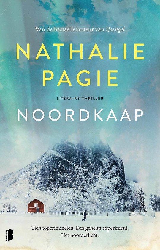 Boek cover Noordkaap van Nathalie Pagie (Paperback)