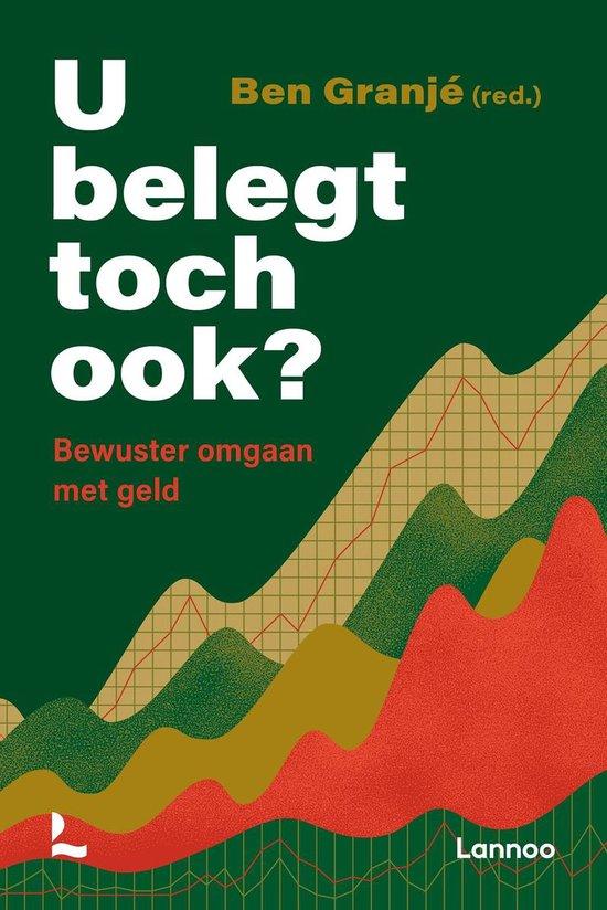 Boek cover U belegt toch ook? van Ben Granjé (Paperback)