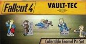 Fallout 4 Pin Set