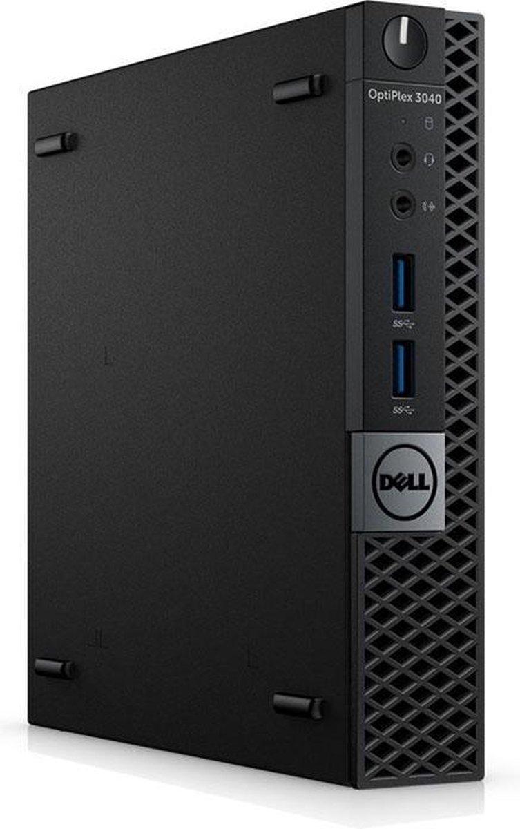 Dell OptiPlex 3040 MFF Desktop Micro – Refurbished door Mr.@ – A Grade