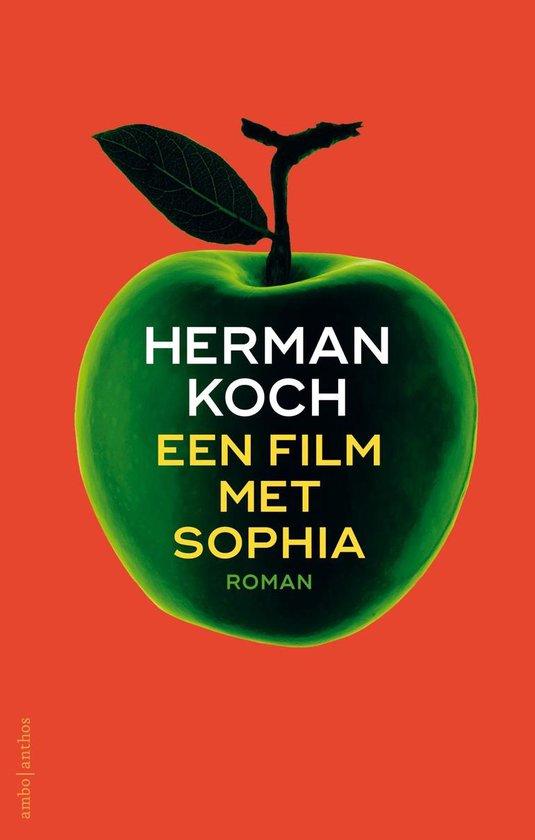 Boek cover Een film met Sophia van Herman Koch (Onbekend)