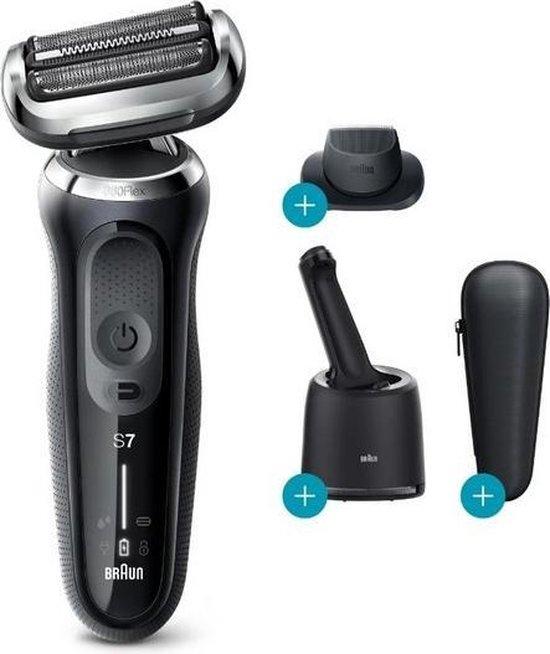 Braun Series 7 70-N7200cc - Electric Shaver - black