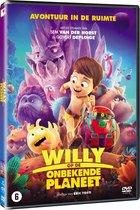 Willy Op De Onbekende Planeet (dvd)