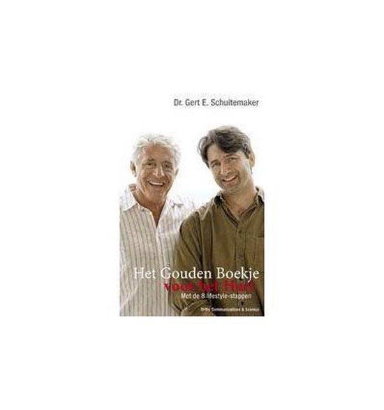 Boek cover Ortho Dossier  -   Het gouden boekje voor het hart van Gert E. Schuitemaker (Paperback)