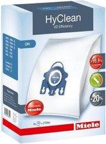 Miele stofzuigzakken origineel - 4st - type GN stofzakken stofzuigerzakken met filters Miele hyclean 3d