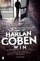 Boek cover Win van Harlan Coben (Onbekend)