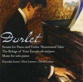 Kyotaka Izumi - Durlet: Violin Sonata Illuminated T