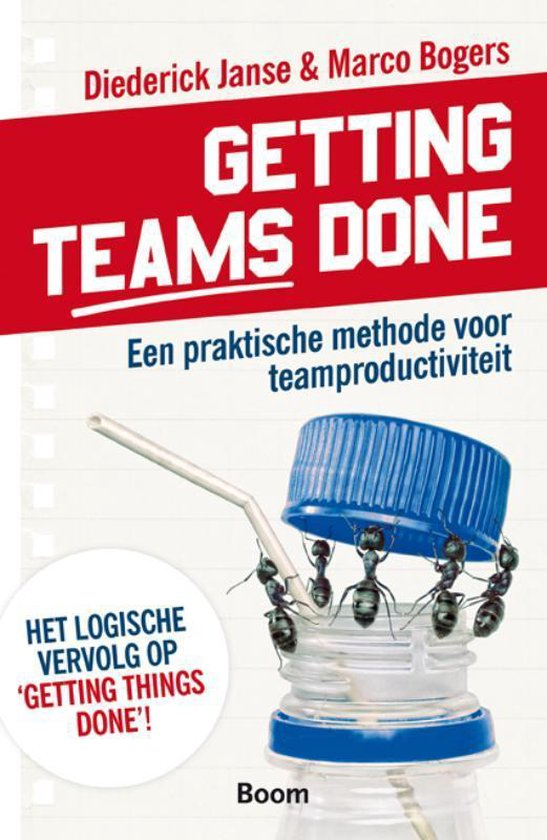 Getting teams done - Marco Bogers | Fthsonline.com