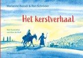 Boek cover Het kerstverhaal van Marianne Busser (Hardcover)