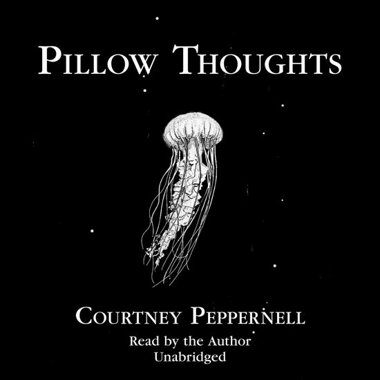 Boek cover Pillow Thoughts van Courtney Peppernell