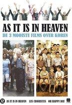 Speelfilm - As It Is In Heaven Box
