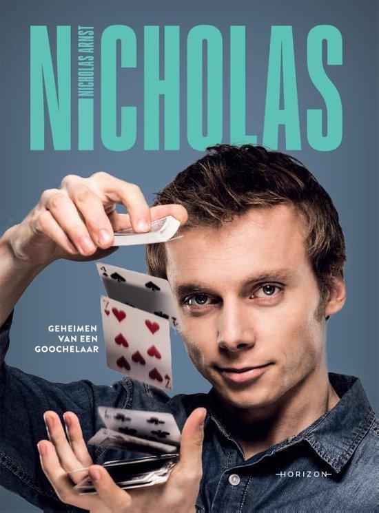 Nicholas. Geheimen van een goochelaar - Nicholas Arnst  