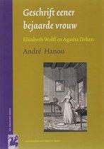 Geschrift Eener Bejaarde Vrouw