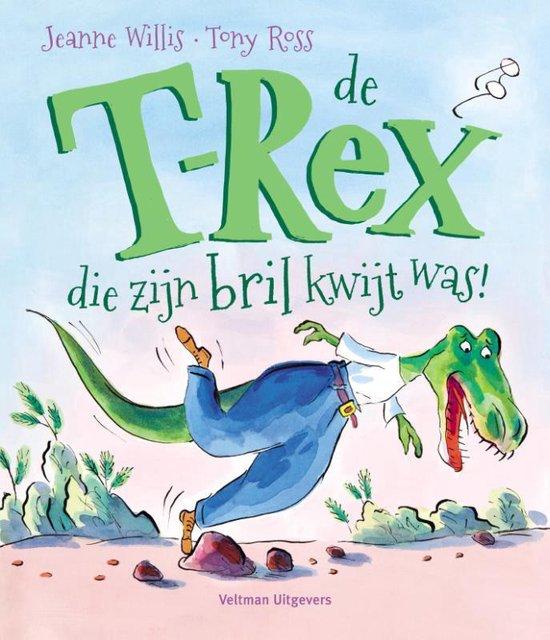 De T-Rex die zijn bril kwijt was - Jeanne Willis |