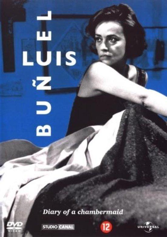 Cover van de film 'Diary Of A Chambermaid'