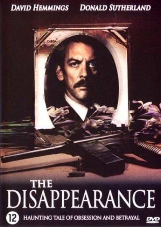 Cover van de film 'Dissapearance'