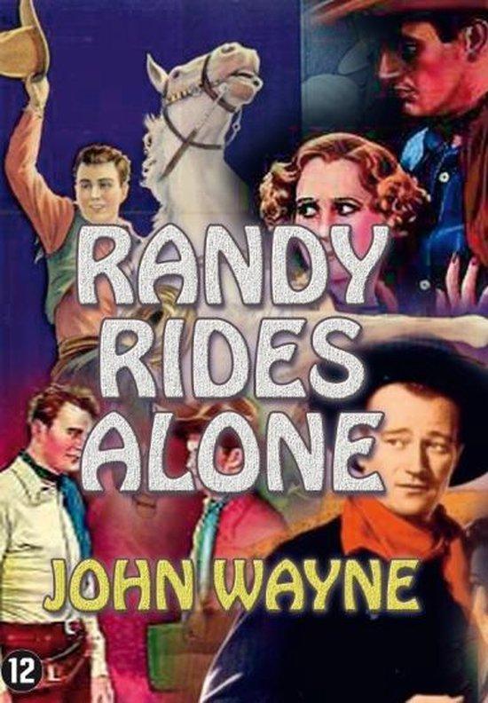 Cover van de film 'Randy Rides Alone'