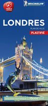 Michelin Londen geplastificeerd