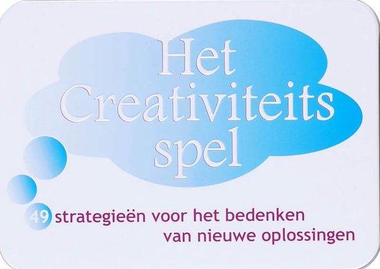 Het Creativiteitsspel - M. Vlemmings  
