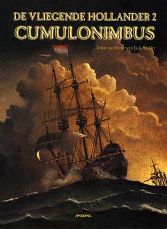 Vliegende hollander 02. cumulonimbus - Jack Staller |