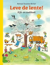 Boek cover Kijk- en zoekboek - Leve de lente! van Rotraut Susanne Berner (Onbekend)
