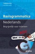 Boek cover Prisma Taalbeheersing  -   Basisgrammatica Nederlands van Henriette Houet