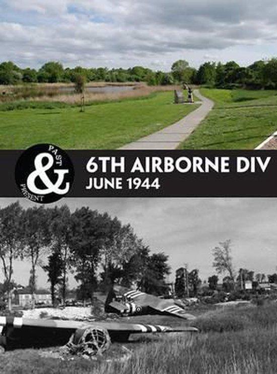 Boek cover 6th Airborne van Leo Marriott (Paperback)